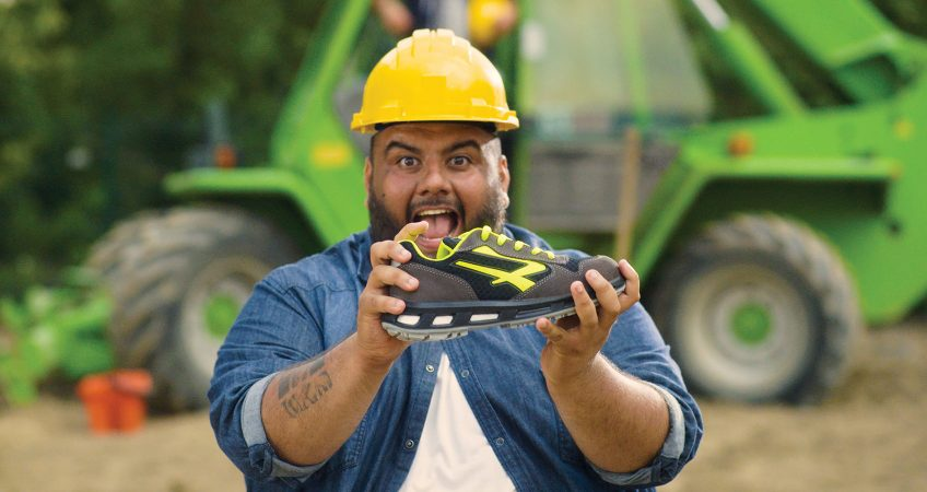 U-power calzature da lavoro