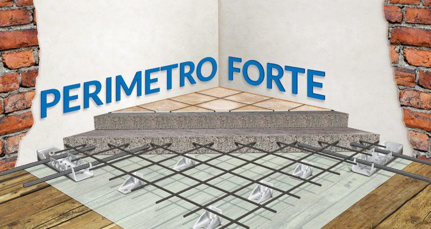 Laterlite presenta:PERIMETRO FORTE