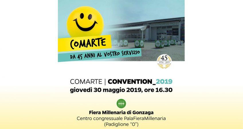 COMARTE | Convention dei Soci | 2019